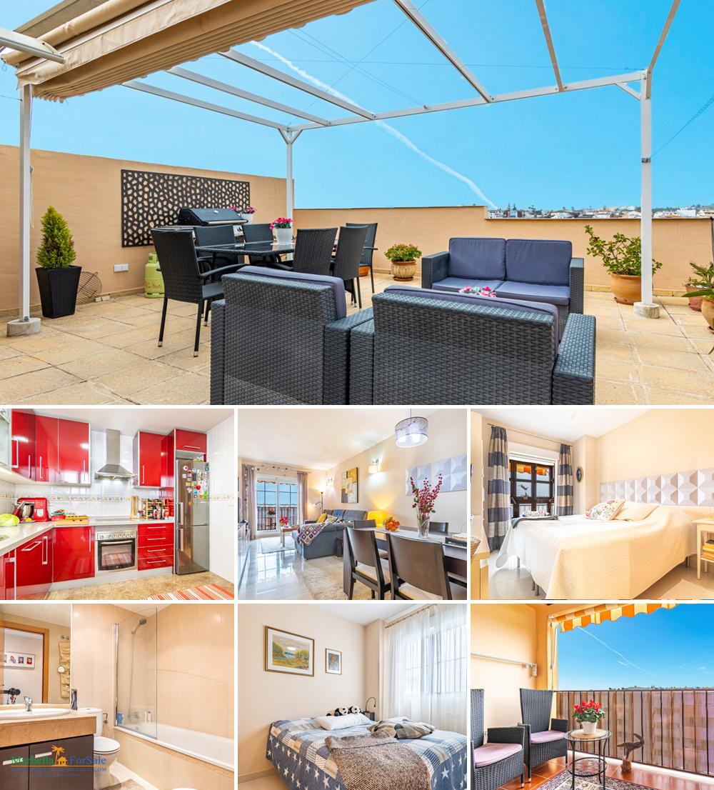 2 Bed Penthouse For Sale - Los Pacos