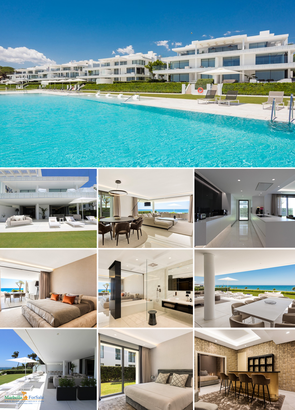 Stunning 5 Bed Apartment For Sale - New Golden Mile