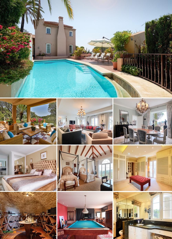 Luxury 5 Bed Villa El Madroñal