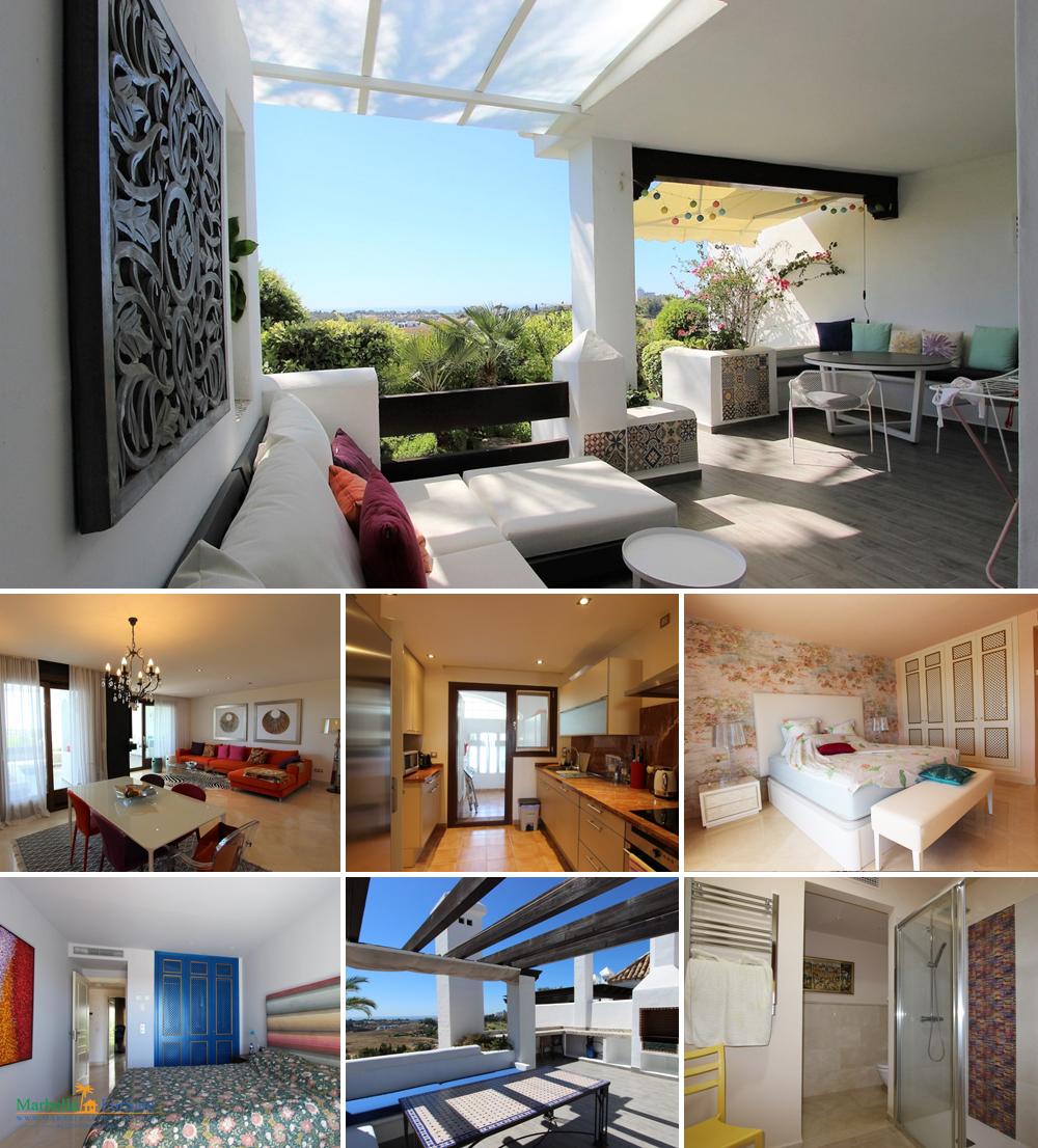 4 Bed Townhouse For Sale - El Paraiso