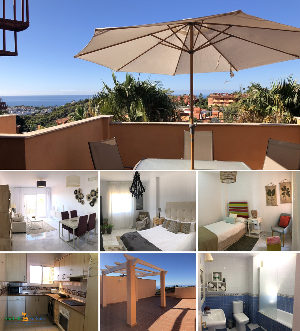 2 Bed Penthouse For Sale in Reserva de Marbella