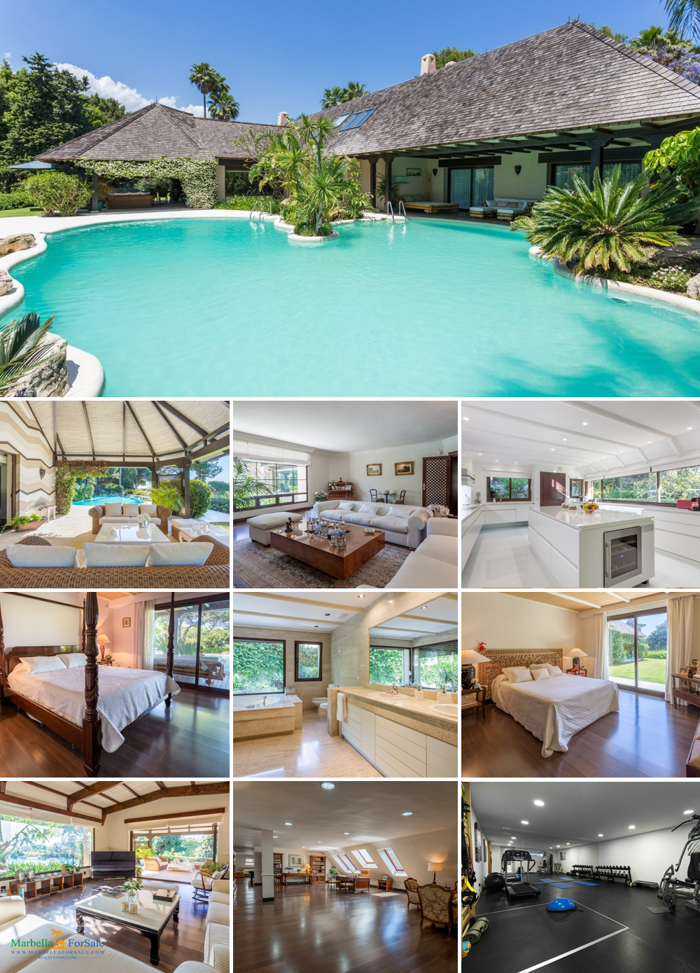 Stunning 6 Bed Villa For Sale - Río Real