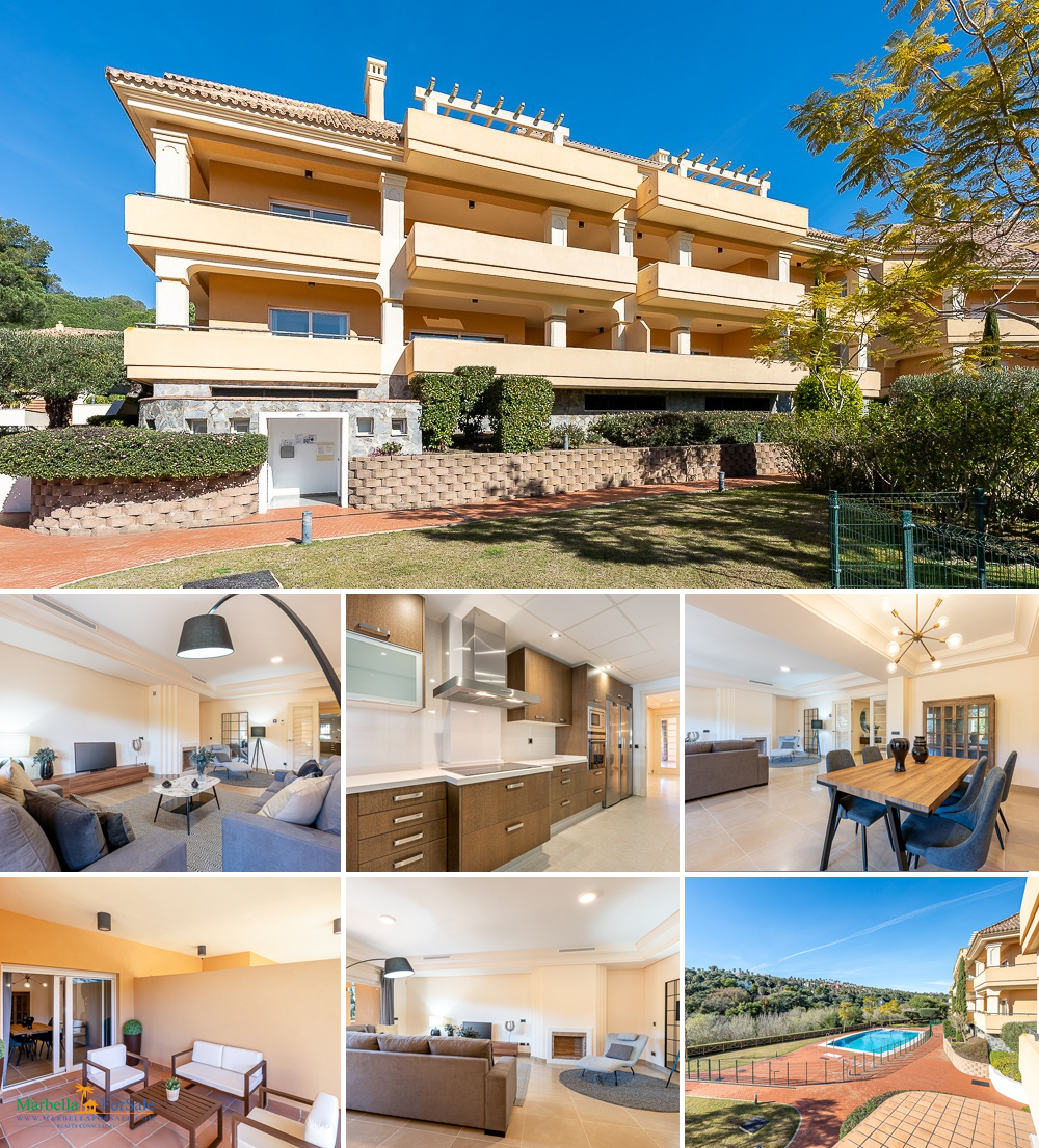 Lovely 3 Bed Apartment For Sale - Sotogrande
