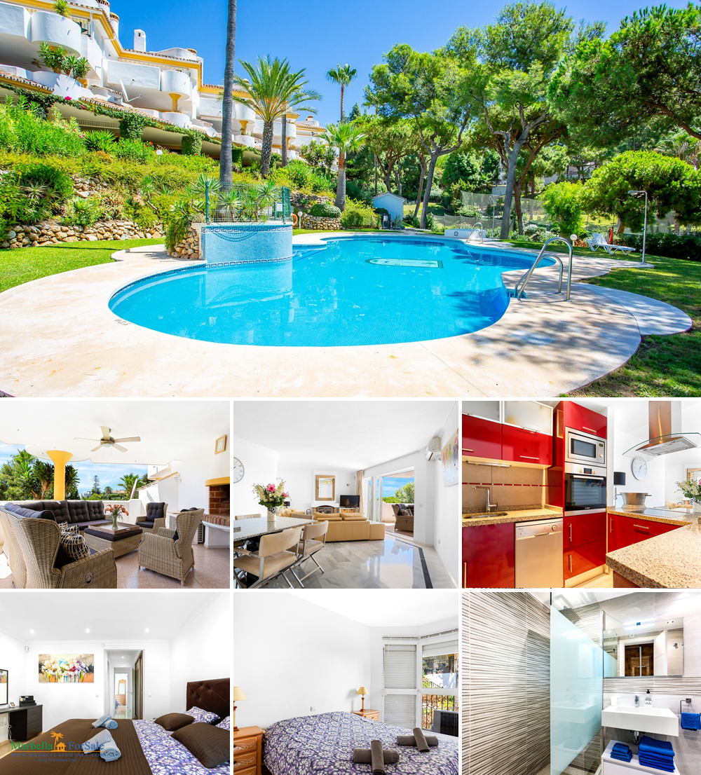 Lovely 3 Bed Apartment For Sale - Calahonda